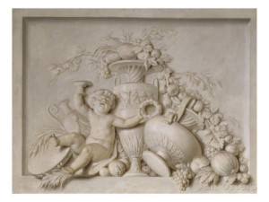 piat-joseph-sauvage-grisaille-en-trompe-l-oeil-imitant-un-bas-relief-d-une-serie-de-six-dessus-de-porte