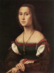 Raffaello-Sanzio-La-Muta-analisi