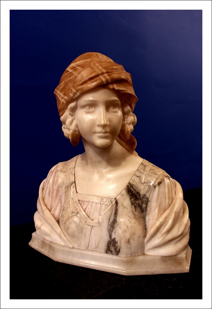scultura alabastro