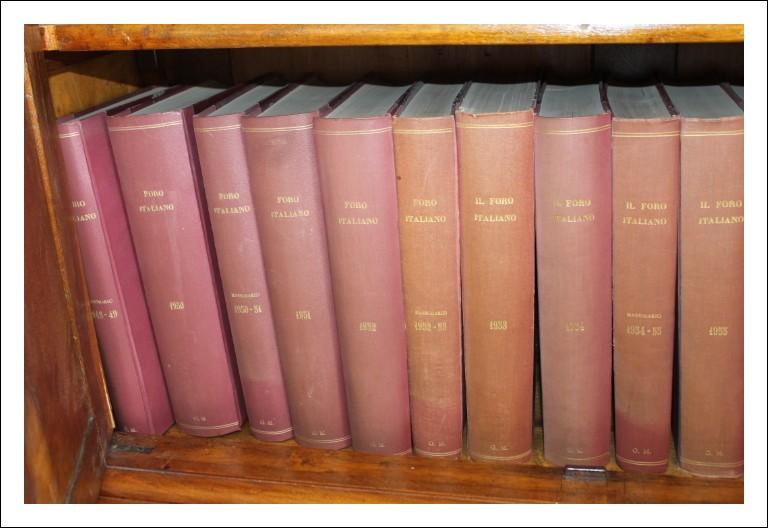 46 volumi Foro Italiano 1948 studi per notai Avvocati raccolta completa  Giurisprudenza Civile ,  se