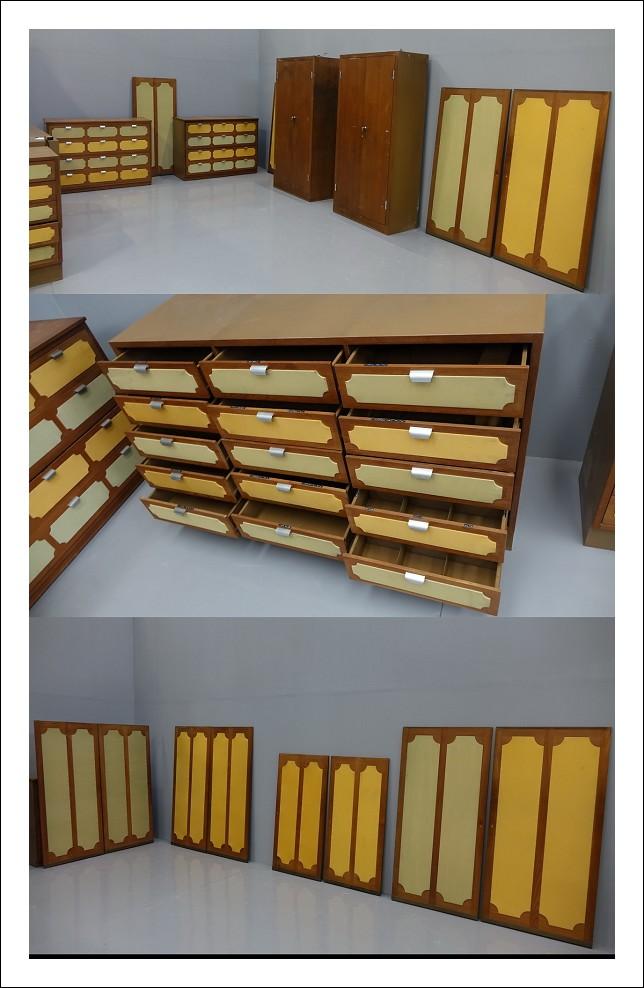 Arredamento per negozio cassettiere armadi ante 0169002