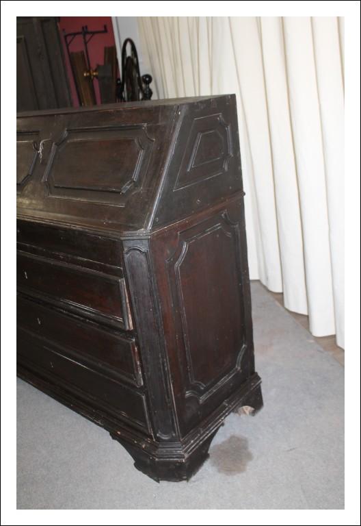 Ribalta Luigi XIV in noce massello !Da eredità Canterano Umbro primi 700 Antica Antiquariato  San F