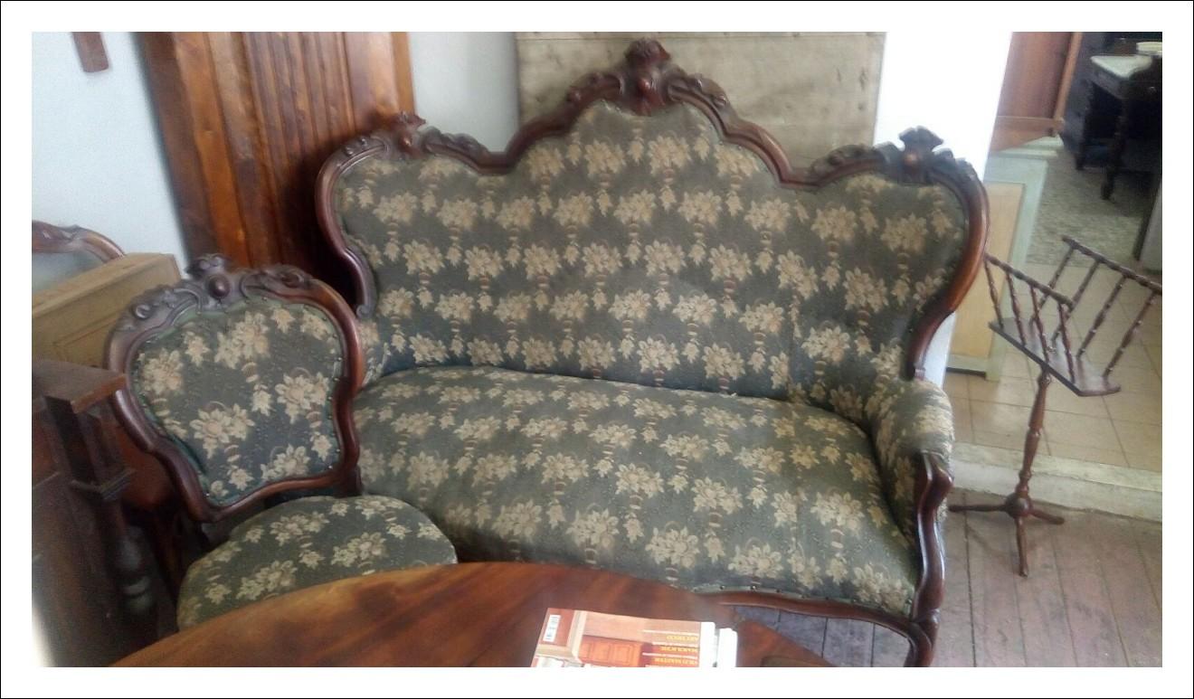 sedie divano poltrona luigi filippo piemontese