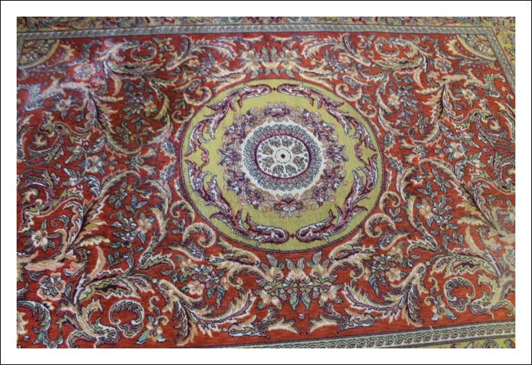 Splendido tappeto prov. Asia in pura lana vergine !Grandi dimensioni