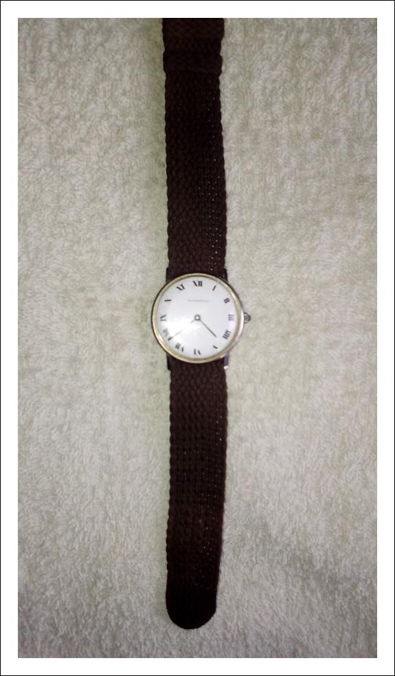Orologio Hausman & Co. anni 50