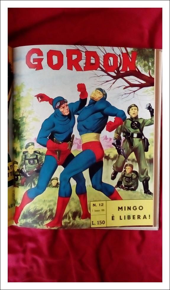 Gordon, fumetti del 1964 e 1965