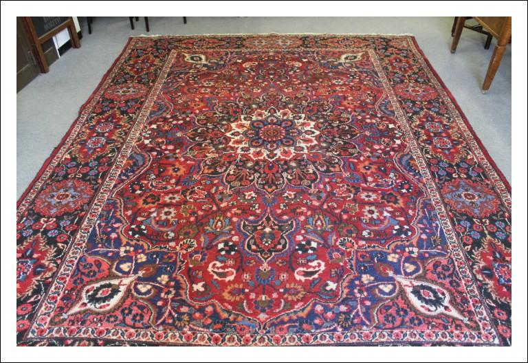 Enorme tappeto Persia -  Iran XX sec Bjriand di ottima fattura , mt 3,50 x mt 2,50. Ottimo stato